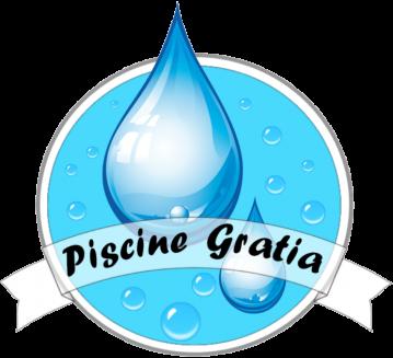 Logo piscine gratia 3